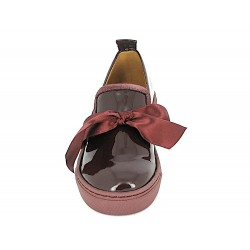 Slippers H17.2038 Bordeaux Cuir Vernis